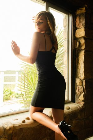 Alyze escorts services in Cheney