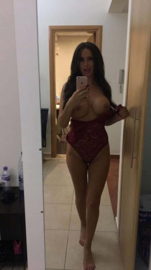 Aaya outcall escort
